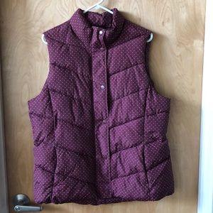 Gap Outlet puffer vest